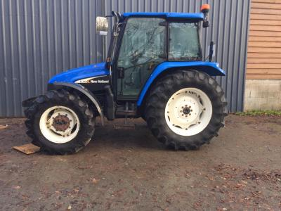 New Holland T90